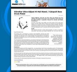 GI-9707ML-UA Hi-Hat Stand