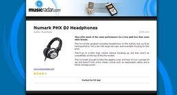 PHX Pro DJ Cable Set