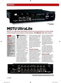 UltraLite MkIII Hybrid