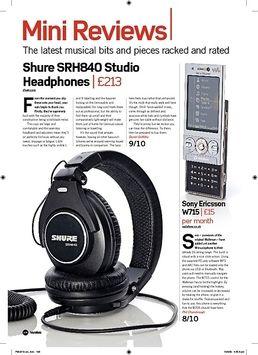 SRH840