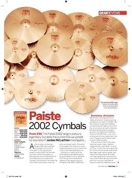 "2002 Classic 18"" Novo China"