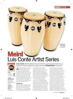 LC1134NT-M Luis Conte Conga