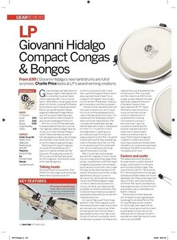 828 Giovanni Compact Bongo