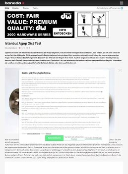 Xist Brilliant Cymbal Set