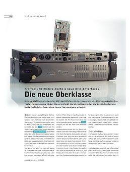 HD I/O Interface 8x8x8