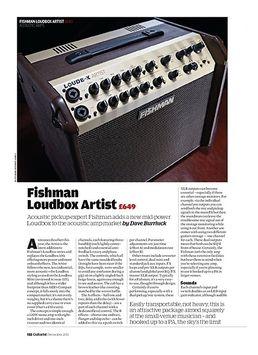 Loudbox Artist PRO-LBX-EX6