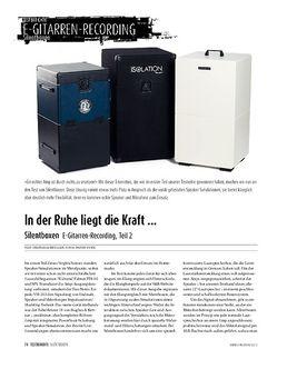 ISO 12 Sound Isolation Cabinet