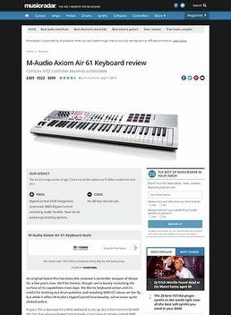 Axiom Air Mini 32