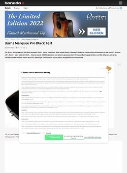 Marquee Pro Black