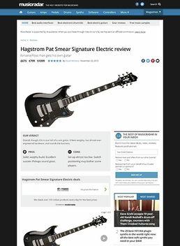 Pat Smear Signature