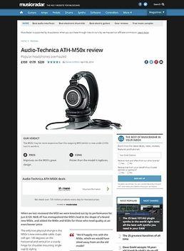 ATH-M50 X