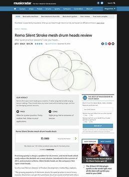 "14"" Silent Stroke Mesh Head"