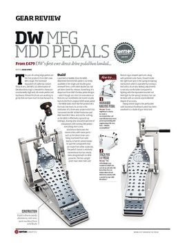 Direct Drive Double Pedal
