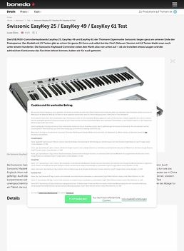 EasyKey 25