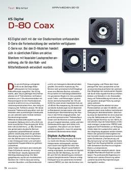 D-80 Coax
