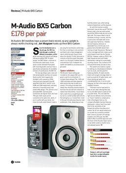M-Audio BX5 Carbon