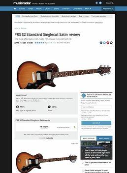 S2 Standard 22 Satin Charcoal