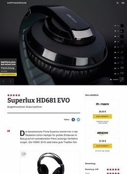 Superlux HD-681 Evo