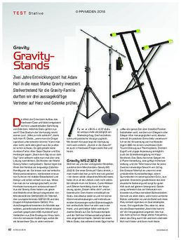 Gravity-Stands