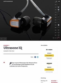 Ultrasone IQ