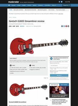Gretsch G2655 Streamliner