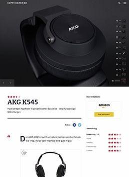K-545 Black