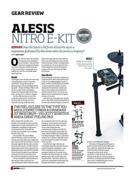 Alesis Nitro E Kit