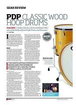 PDP Concept Classic 22 Walnut