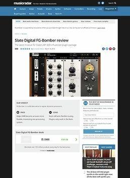 Slate Digital FG-Bomber