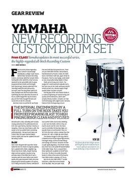 Recording Custom Standard SOB