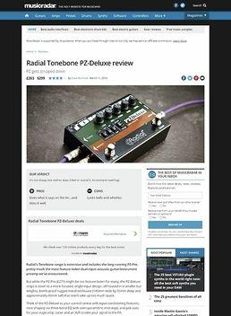 Tonebone PZ Deluxe Preamp