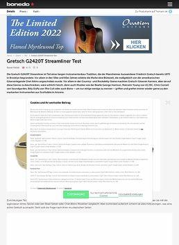 Gretsch G2420T Streamliner