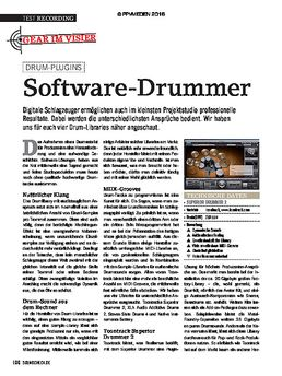 Software Drummer