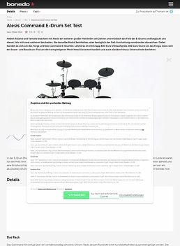 Alesis Command E-Drum Set