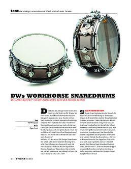 """14""""x6,5"""" Design Workhorse SD"""