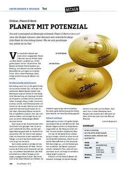 Zildjian Planet-Z-Serie