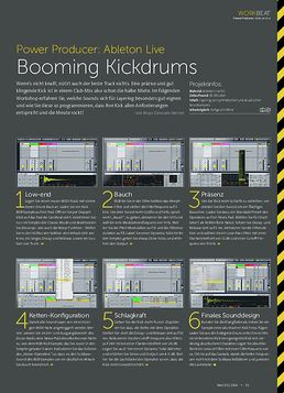 Power Producer: Booming Kickdrums
