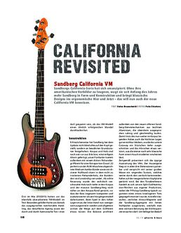 California II VM5 RW CR HG