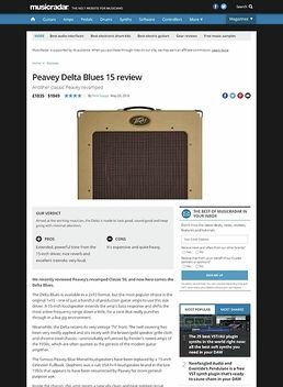 Peavey Delta Blues 15