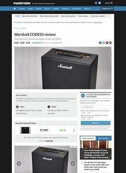 Marshall CODE50