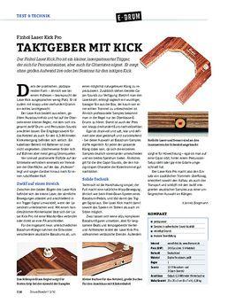FInhol Laser Kick Pro
