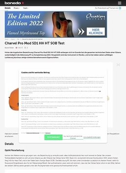 Pro Mod SD1 2H HT SW