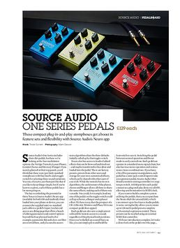Source Audio Vertigo Tremolo