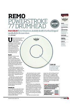 "14"" Powerstroke 77 Snare Head"