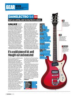 Danelectro '64