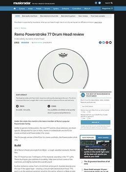 Remo Powerstroke 77 Drum Head