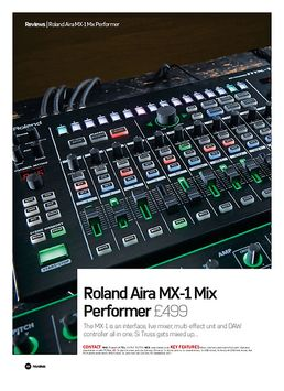 MX-1 Mix Performer