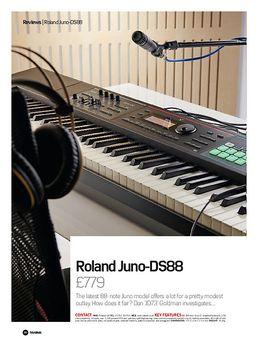 Juno-DS 88