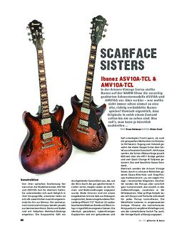 ASV10A-TCL Artcore Vintage