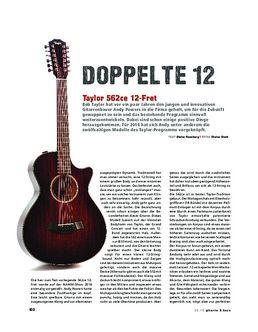 Taylor 562ce 12-Fret